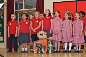 Creswick Monkey Choir - 3057